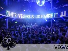 Dimitri Vegas & Like Mike @ Vegas Club
