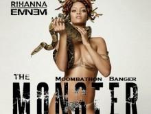 The Monster (DJ P4T Moombahton Remix)